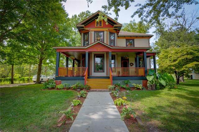 317 S Brown Street, Blue Mound, IL 62513 (MLS #6205876) :: Main Place Real Estate