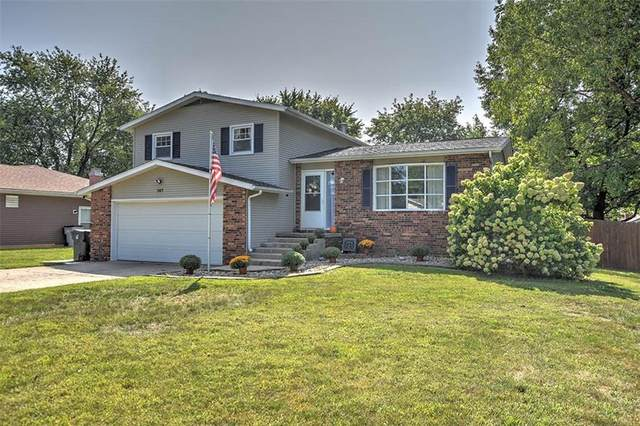 345 Loma Drive, Forsyth, IL 62535 (MLS #6205982) :: Main Place Real Estate