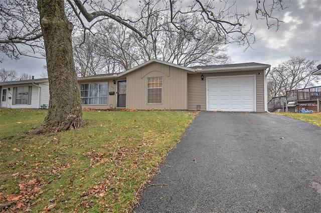 3235 E Dove Drive, Decatur, IL 62526 (MLS #6207015) :: Main Place Real Estate
