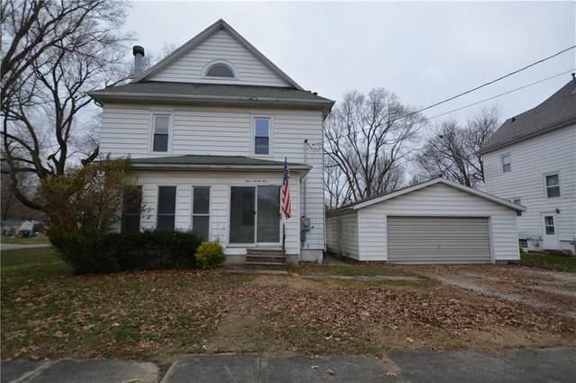 321 Prairie Street, Blue Mound, IL 62513 (MLS #6207032) :: Main Place Real Estate