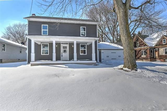223 N Walnut Street, Maroa, IL 61756 (MLS #6209889) :: Main Place Real Estate