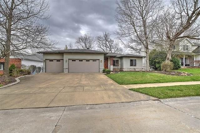 18 Buttonridge Place, Mt. Zion, IL 62549 (MLS #6210506) :: Main Place Real Estate