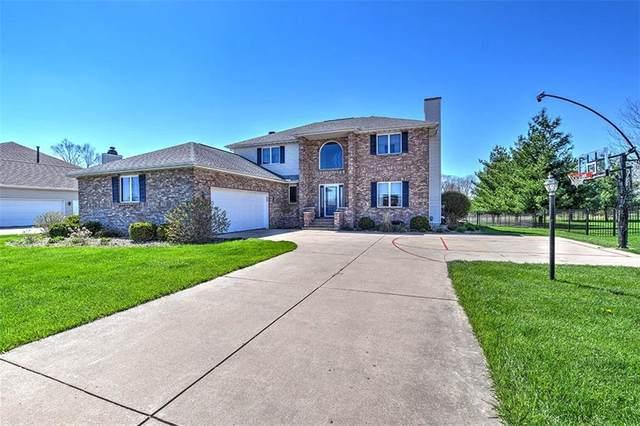 335 S Henderson Street, Mt. Zion, IL 62549 (MLS #6210801) :: Main Place Real Estate