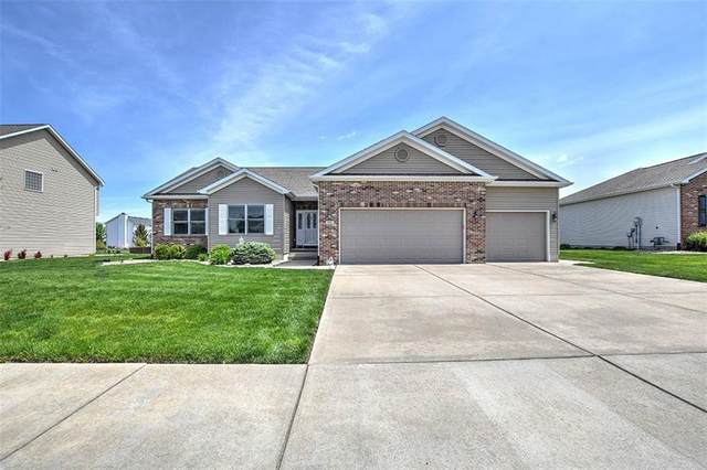 170 Jack Lane, Forsyth, IL 62535 (MLS #6212226) :: Main Place Real Estate