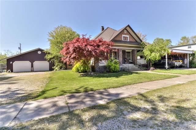 314 W Williams Street, Westville, IL 61883 (MLS #6212313) :: Ryan Dallas Real Estate