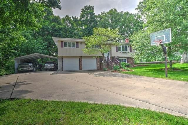 1100 Del Scott Court, Mt. Zion, IL 62549 (MLS #6212502) :: Main Place Real Estate