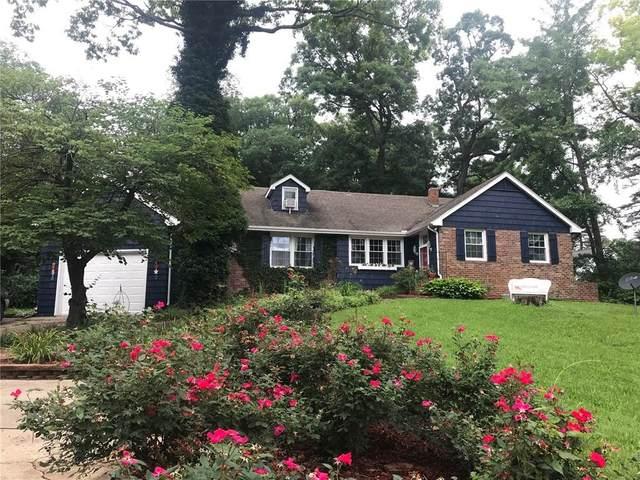 1 Greenridge Drive, Decatur, IL 62526 (MLS #6214369) :: Main Place Real Estate