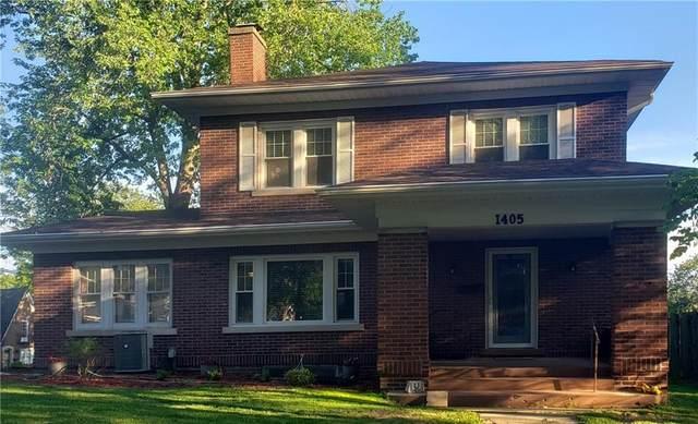 1405 W Riverview Avenue, Decatur, IL 62522 (MLS #6214549) :: Main Place Real Estate