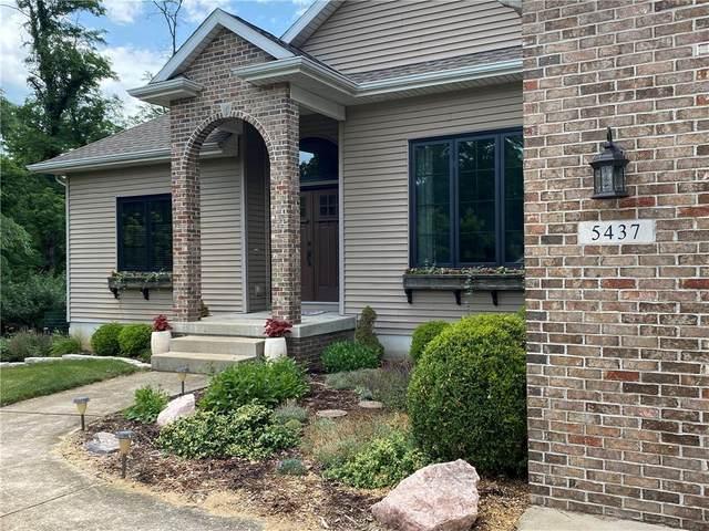5437 Ryan Drive, Oreana, IL 62554 (MLS #6214606) :: Main Place Real Estate