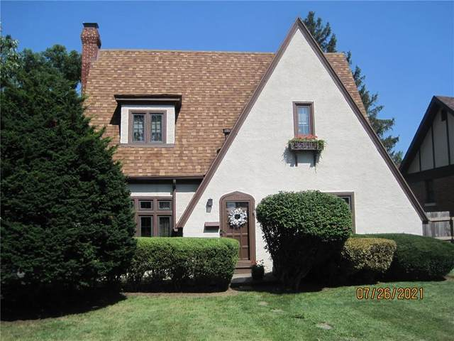 1617 N Gilbert Street, Danville, IL 61832 (MLS #6214756) :: Ryan Dallas Real Estate
