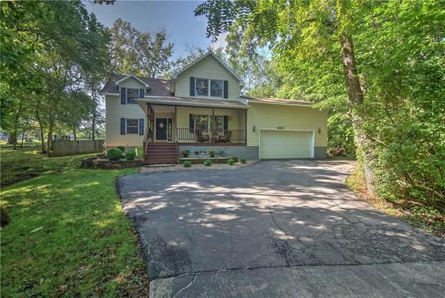 601 Woodland Court, Mt. Zion, IL 62549 (MLS #6215391) :: Main Place Real Estate