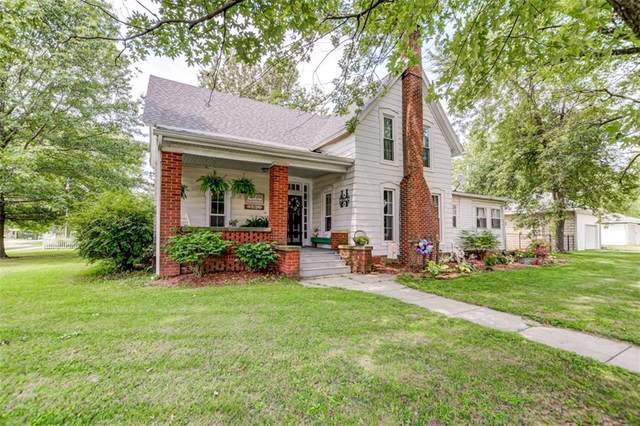 209 N Miller Street, Macon, IL 62544 (MLS #6215603) :: Main Place Real Estate