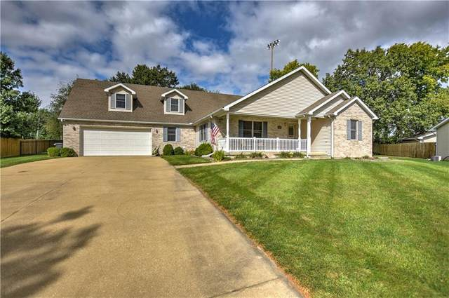 3734 Tulane Drive, Decatur, IL 62522 (MLS #6216048) :: Main Place Real Estate