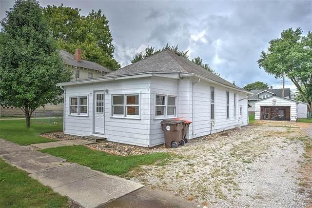 106 E North Street, Cerro Gordo, IL 61818 (MLS #6194538) :: Main Place Real Estate
