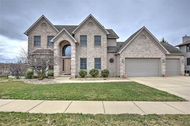 135 Lexington Circle, Mt. Zion, IL 62549 (MLS #6198962) :: Main Place Real Estate