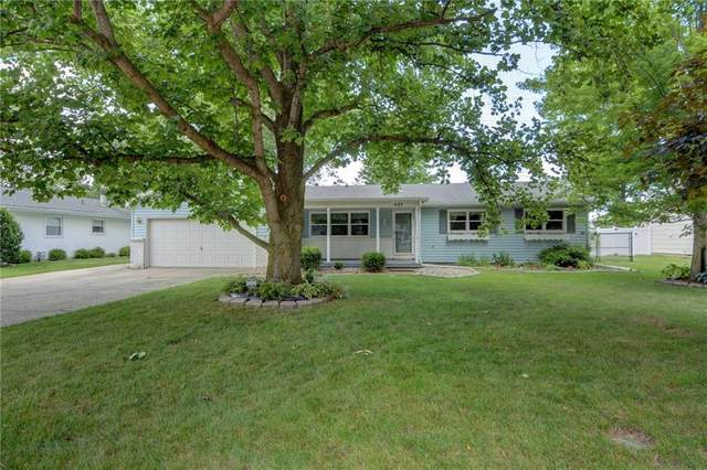 630 W Wildwood Drive, Mt. Zion, IL 62549 (MLS #6202370) :: Main Place Real Estate