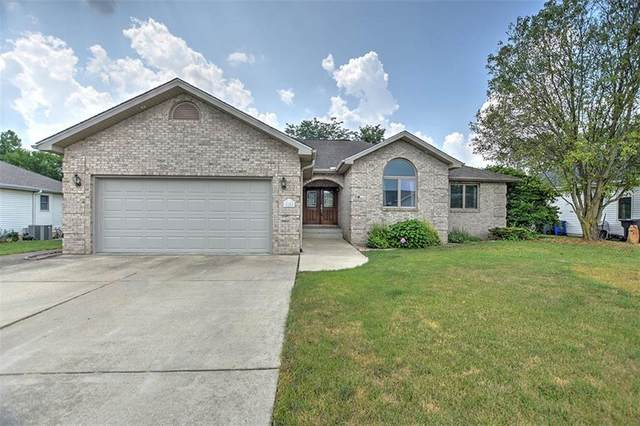18 Blakeridge Place, Mt. Zion, IL 62549 (MLS #6202647) :: Main Place Real Estate