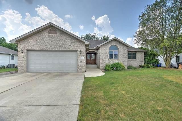18 Blakeridge Place, Mt. Zion, IL 62549 (MLS #6202647) :: Main Place Real Estate