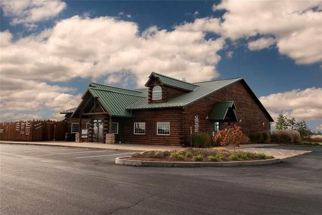 10325 E State Highway 33, Effingham, IL 62401 (MLS #6204591) :: Ryan Dallas Real Estate
