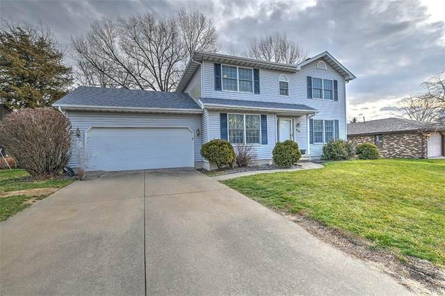 898 Pine Hill Drive, Decatur, IL 62521 (MLS #6207295) :: Main Place Real Estate