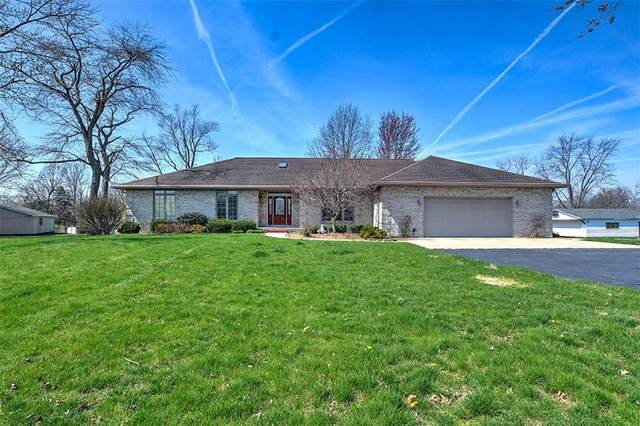 2731 S Taylor Road, Decatur, IL 62521 (MLS #6210407) :: Main Place Real Estate