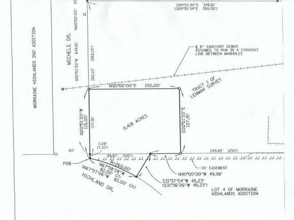 Michelle Drive, Lot 4, Warrensburg, IL 62573 (MLS #6175809) :: Main Place Real Estate