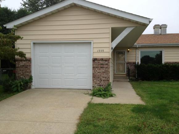 1939 E Mill Stone Rd, Decatur, IL 62526 (MLS #6183232) :: Main Place Real Estate
