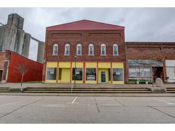 124 W Main Street, Moweaqua, IL 62550 (MLS #6184186) :: Main Place Real Estate