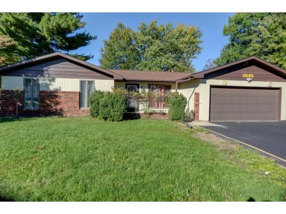 3645 Meadowlark Dr., Decatur, IL 62526 (MLS #6184530) :: Main Place Real Estate