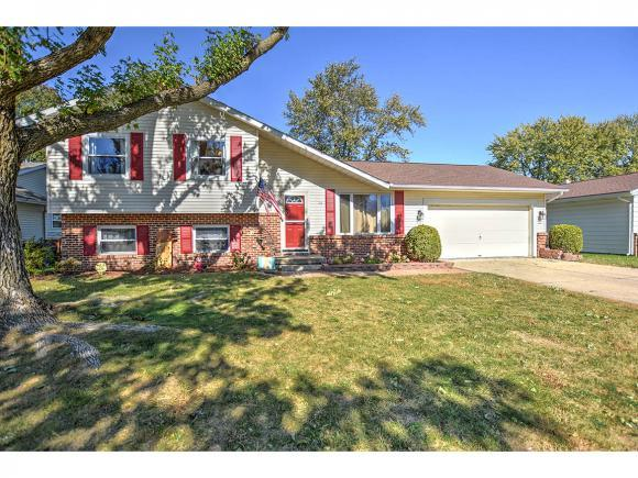 128 Fenway, Decatur, IL 62521 (MLS #6184580) :: Main Place Real Estate
