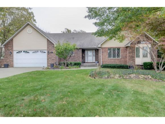 1190 Wedgewood Court, Decatur, IL 62526 (MLS #6184665) :: Main Place Real Estate