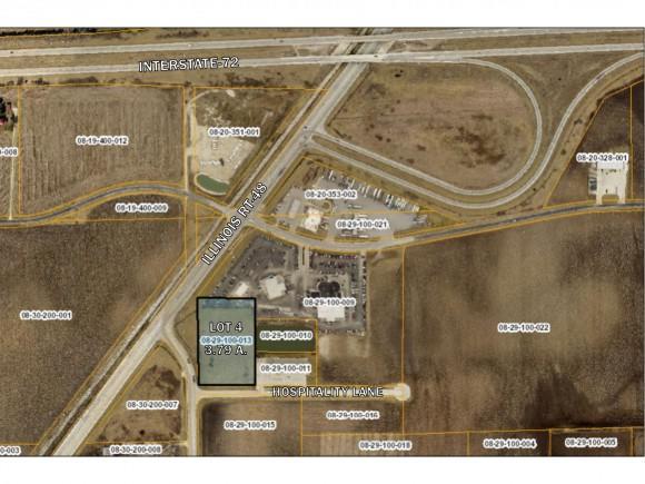 Lot 4 Hospitality Ln, Dodge City Plz, Decatur, IL 62526 (MLS #6184758) :: Main Place Real Estate