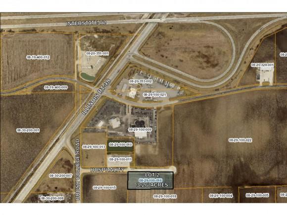 Lot 2 Hospitality Ln. Dodge City Plz, Decatur, IL 62526 (MLS #6184760) :: Main Place Real Estate