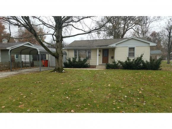927 S Washington St, Sullivan, IL 61951 (MLS #6184890) :: Main Place Real Estate