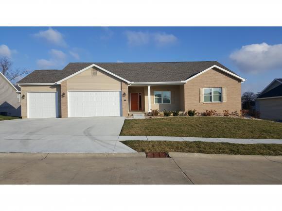 140 Parkington Ct, Mt. Zion, IL 62549 (MLS #6184920) :: Main Place Real Estate