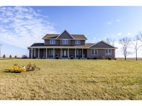 13462 Sawyer Rd., Maroa, IL 61756 (MLS #6185168) :: Main Place Real Estate