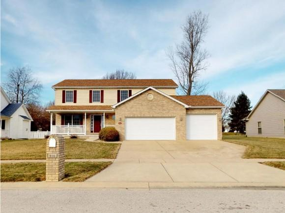 818 Phillip Cir, Forsyth, IL 62535 (MLS #6190003) :: Main Place Real Estate