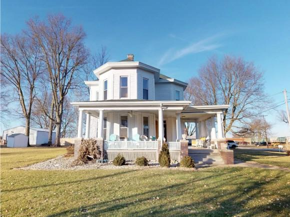 112 W Ruby St, Macon, IL 62544 (MLS #6190074) :: Main Place Real Estate