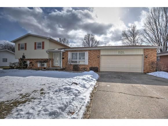 625 Crestline Dr, Decatur, IL 62526 (MLS #6190387) :: Main Place Real Estate