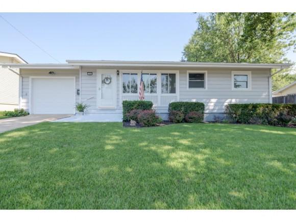 18 Ridge Dr., Decatur, IL 62521 (MLS #6190537) :: Main Place Real Estate
