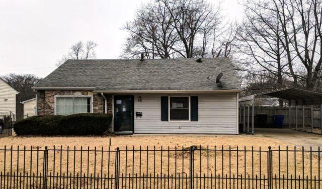55 Sundale, Decatur, IL 62521 (MLS #6192272) :: Main Place Real Estate