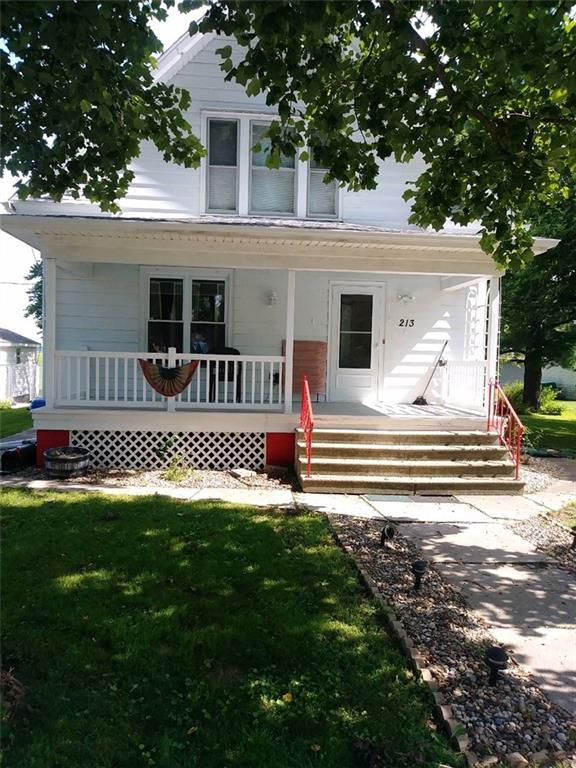 213 North, Blue Mound, IL 62513 (MLS #6194150) :: Main Place Real Estate