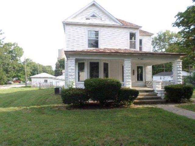 212 Anne Street, Illiopolis, IL 62539 (MLS #6197485) :: Main Place Real Estate