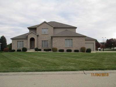1133 Wedgewood Court, Decatur, IL 62526 (MLS #6198610) :: Main Place Real Estate