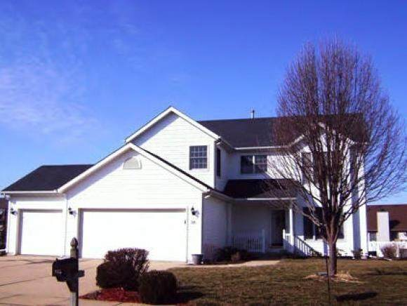 315 Cale Court, Forsyth, IL 62535 (MLS #6200872) :: Main Place Real Estate
