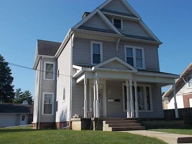 602 E Market Street, Taylorville, IL 62568 (MLS #6206096) :: Main Place Real Estate