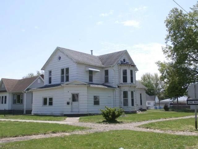 721 Wabash Avenue, Mattoon, IL 61938 (MLS #6210998) :: Ryan Dallas Real Estate