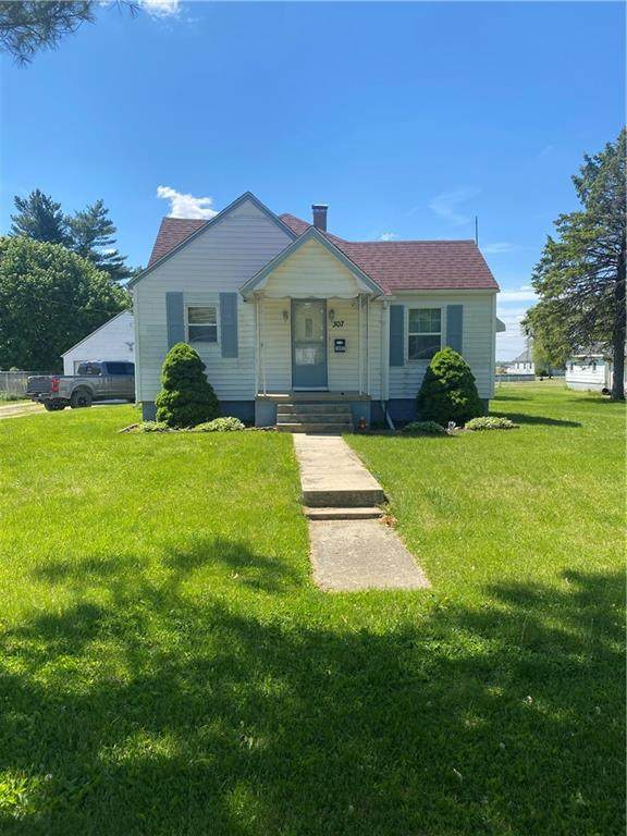 307 Dale Street, Rossville, IL 60963 (MLS #6212399) :: Ryan Dallas Real Estate