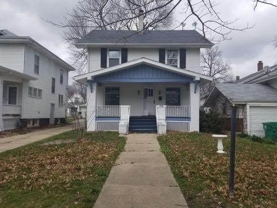 1416 W Decatur Street, Decatur, IL 62522 (MLS #6214579) :: Main Place Real Estate