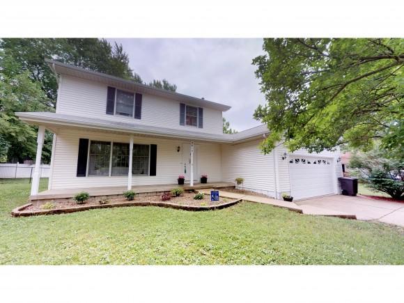 4616 Wisteria Ct, Decatur, IL 62526 (MLS #6182352) :: Main Place Real Estate